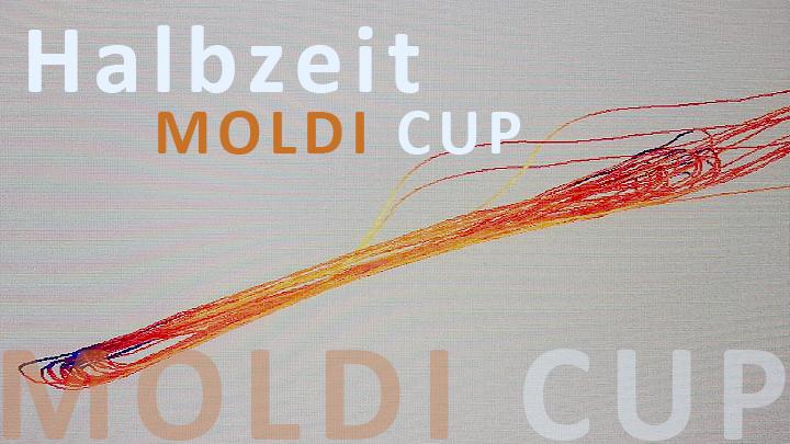 Halbzeit beim Moldi Cup